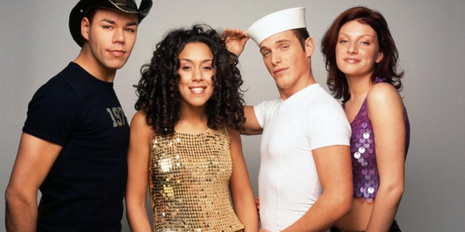 """Esta banda holandesa de música electrónica se hizo famosa hace 15 años por éxitos como """"We Like To Party"""" y """"Boom"""". Foto:vía Coveralia"""