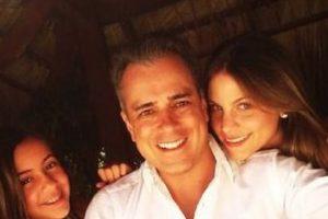 Está divorciado y tiene una hija. Foto:vía Twitter/Jorge Enrique Abello