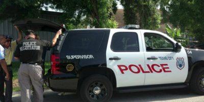 Las quemaduras de la menor le ocasionaron la muerte. Foto:Vía facebook.com/Texascitypd