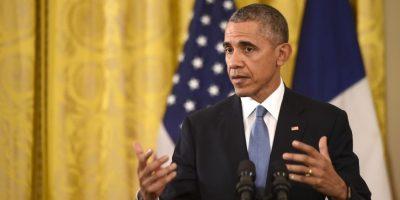 Por su parte, el presidente Barack Obama declaró que Turquía tenía el derecho a defender su espacio aéreo. Foto:AFP