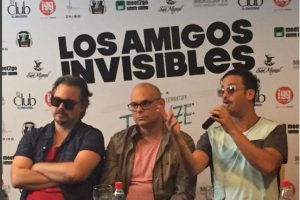 Foto: Instagram Amigos Invisibles