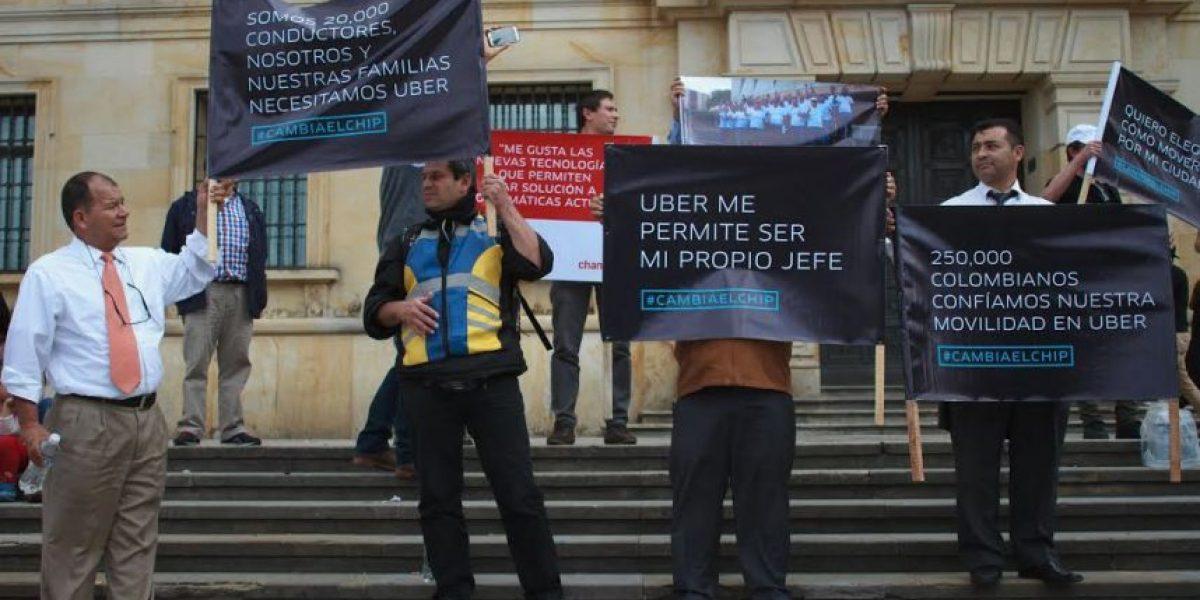 Proyecto de ley busca legalizar Uber y Uber X en el país