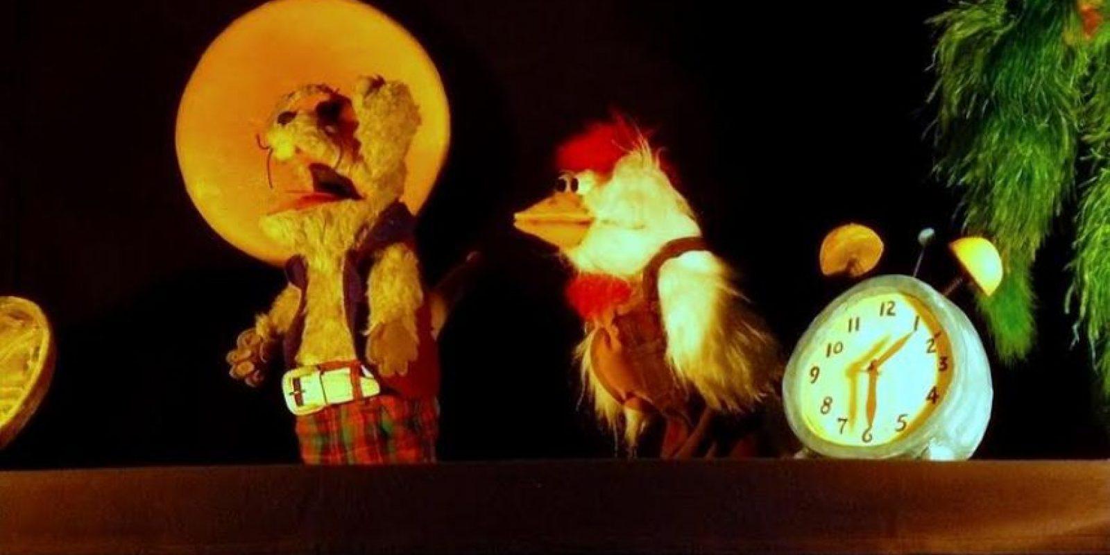 Pertrechos teatro de títeres. Expedición a París. Foto:Tomada de casateatroelpoblado.com