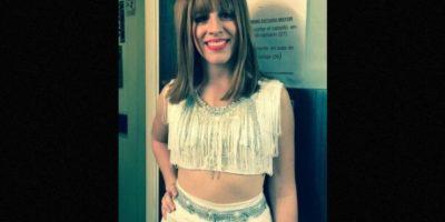 """Laura como la intérprete de """"Shake it Off"""" Foto:Instagram/laura_esquivel"""