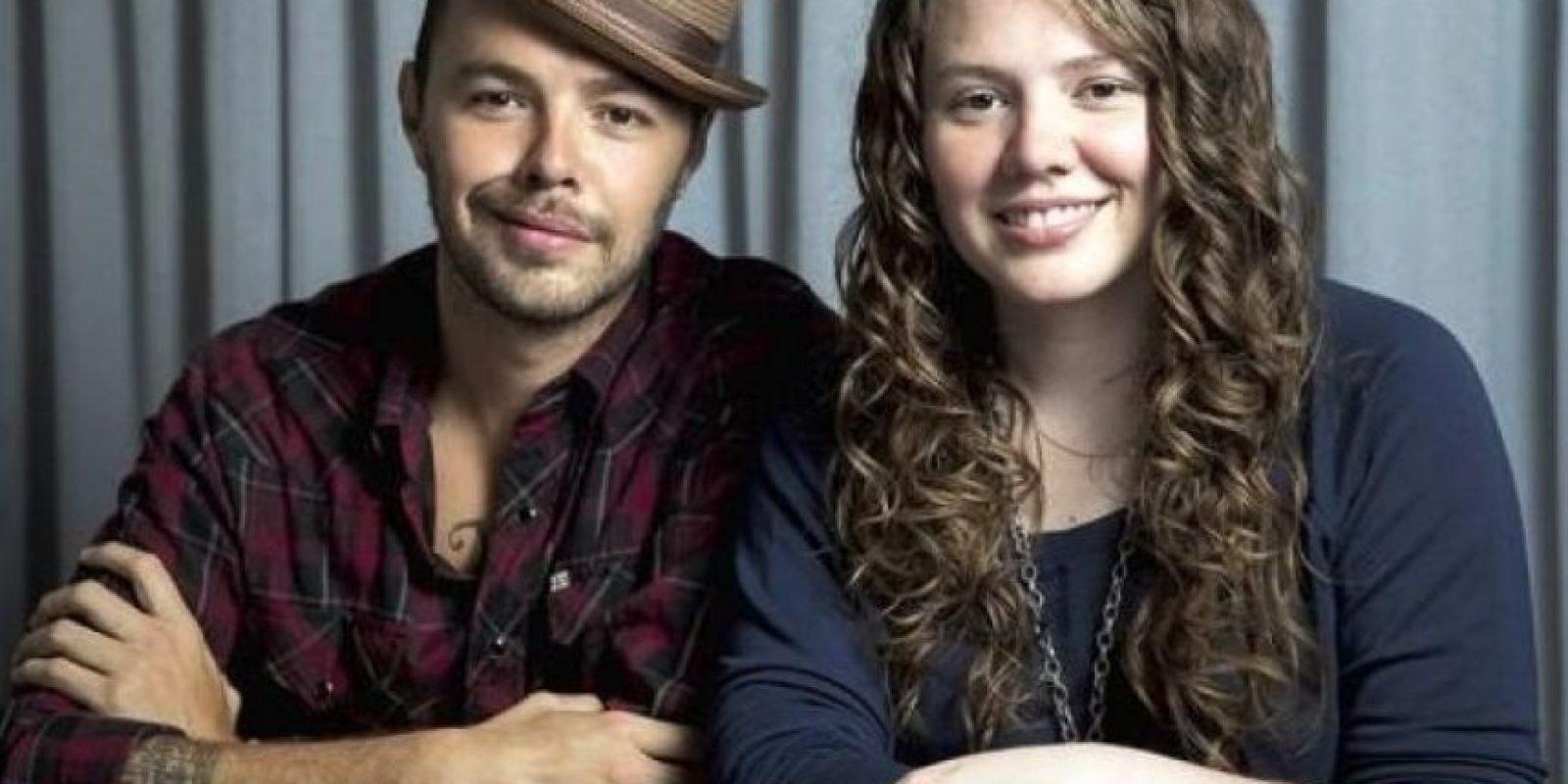 "A la derecha: Joey Huerta del dueto mexicano ""Jesse & Joey"". Foto:Instagram/jesseyjoy"
