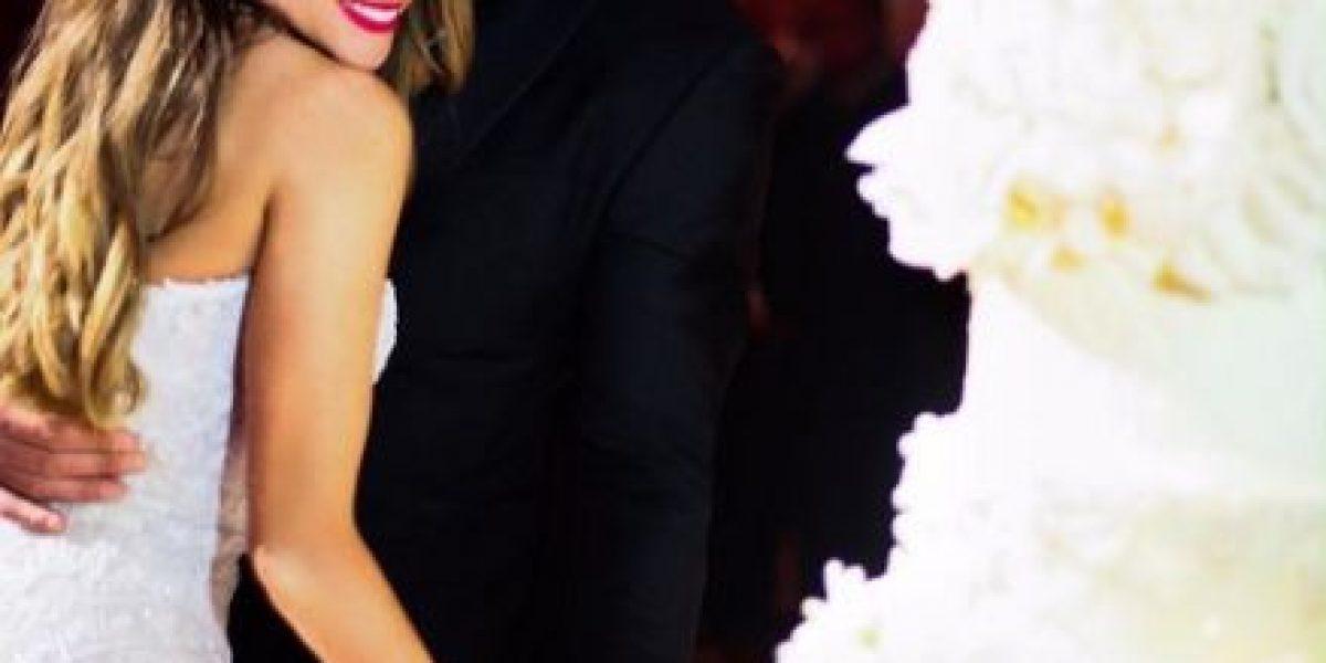 Sofía Vergara presume por primera vez su espectacular anillo de bodas