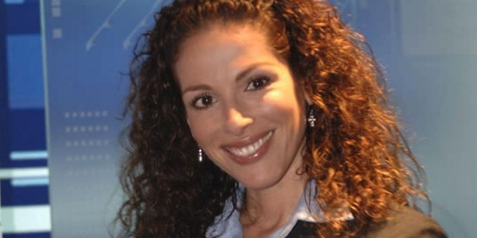 Y en 2005 se convirtió en una conductora de Televisa Deportes. Foto:Televisa