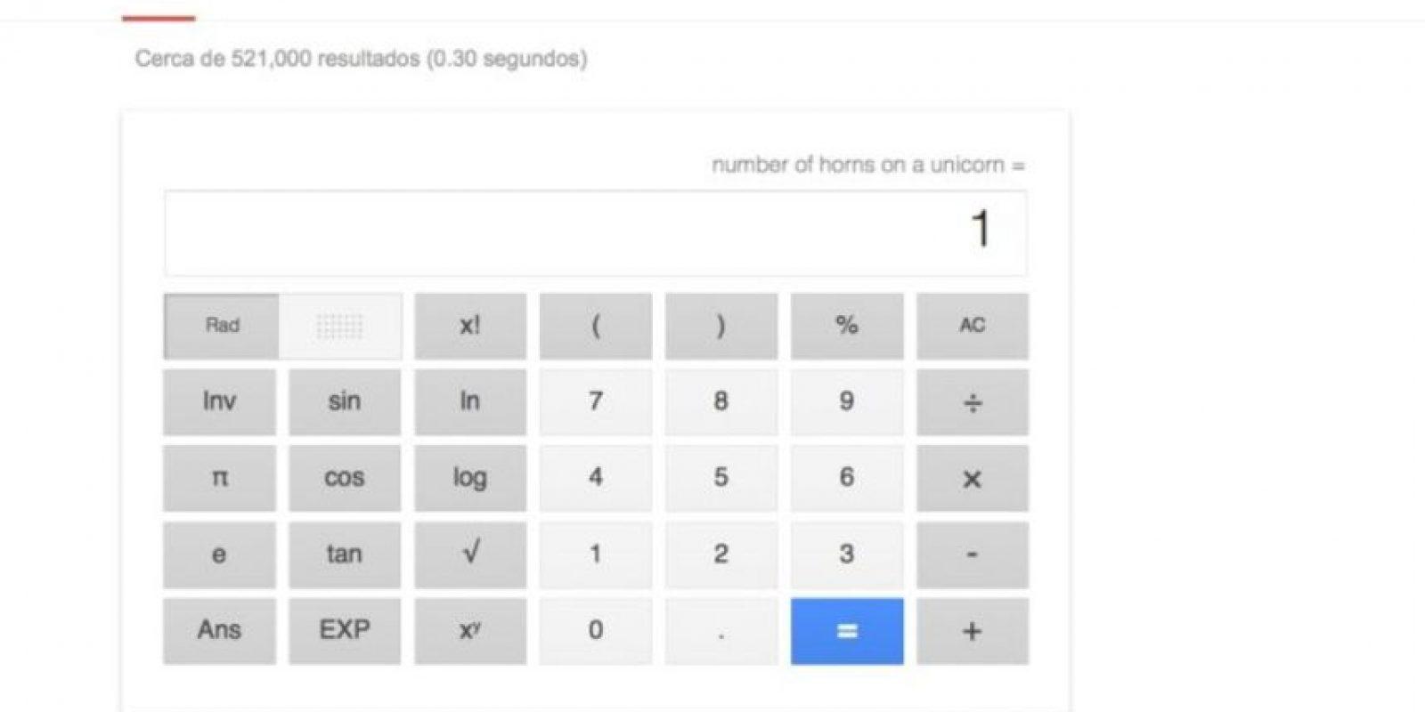 """9- Si sufren porque no saben la respuesta a preguntas existenciales, Google los ayuda. Si quieren conocer cuál es el número más solitario, busquen """"loneliest number"""". Foto:Google"""