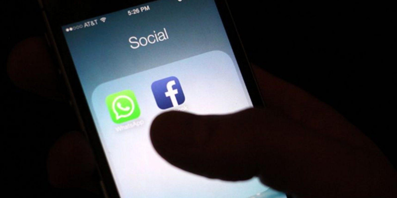 4- 72% de los usuarios registrados revisa su WhatsApp diariamente. Foto:vía Pinterest.com