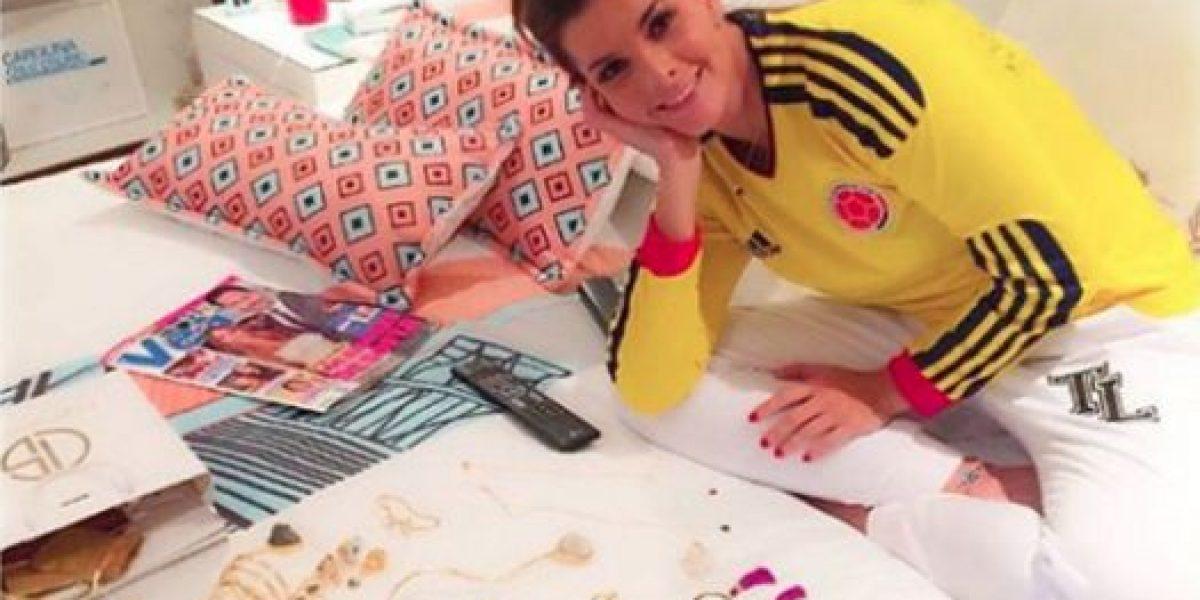 Video: Carolina Cruz sube la temperatura en Instagram