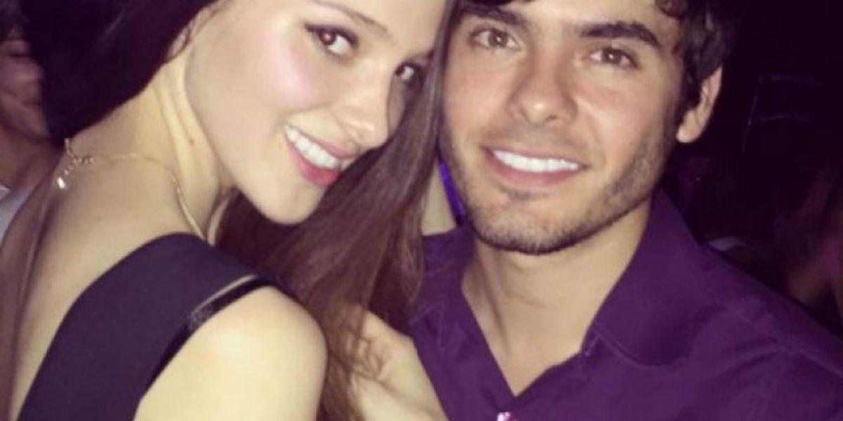 Fotos: El mensaje de la Señorita Bogotá, la novia de Jhoan Álvarez