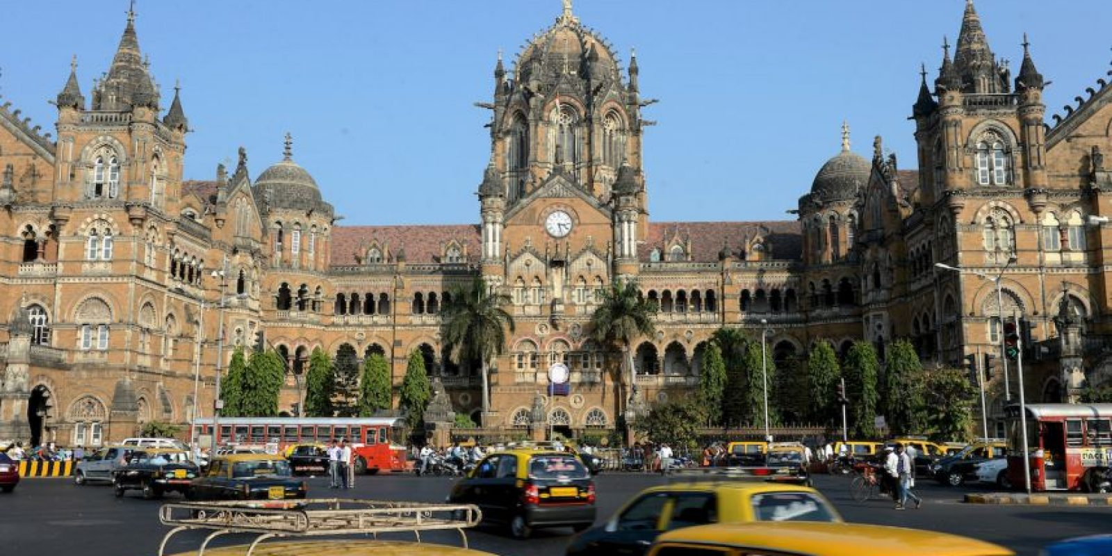 7. Bombay, India (Ocupa el lugar 29) Foto:Getty Images