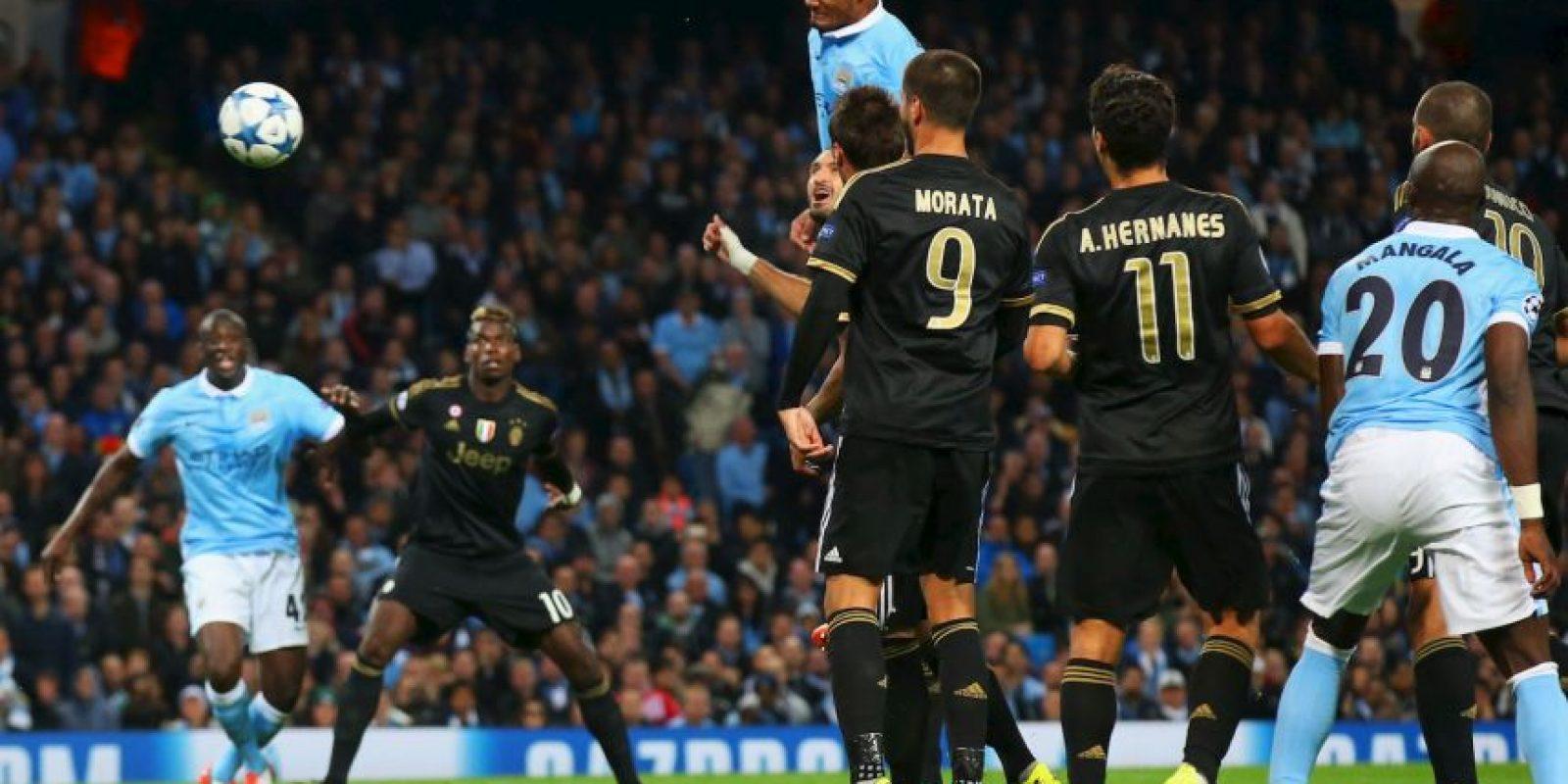 El City suma nueve puntos y ya está clasificado a la siguiente fase Foto:Getty Images