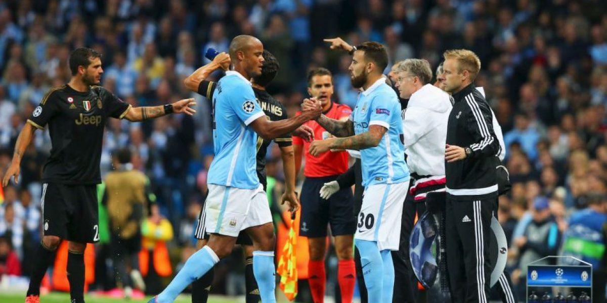 En vivo Champions League: Juventus vs. Manchester City