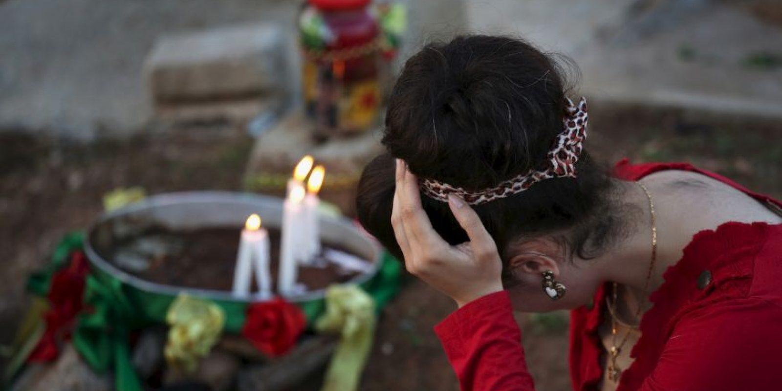 """5. De acuerdo con el portal """"Infobae"""", a Abu Alaa al-Afri le reportan cinco gobernadores en Siria y aFadel al-Hayali le reportan 7 gobernadores en Irak. Foto:Getty Images"""