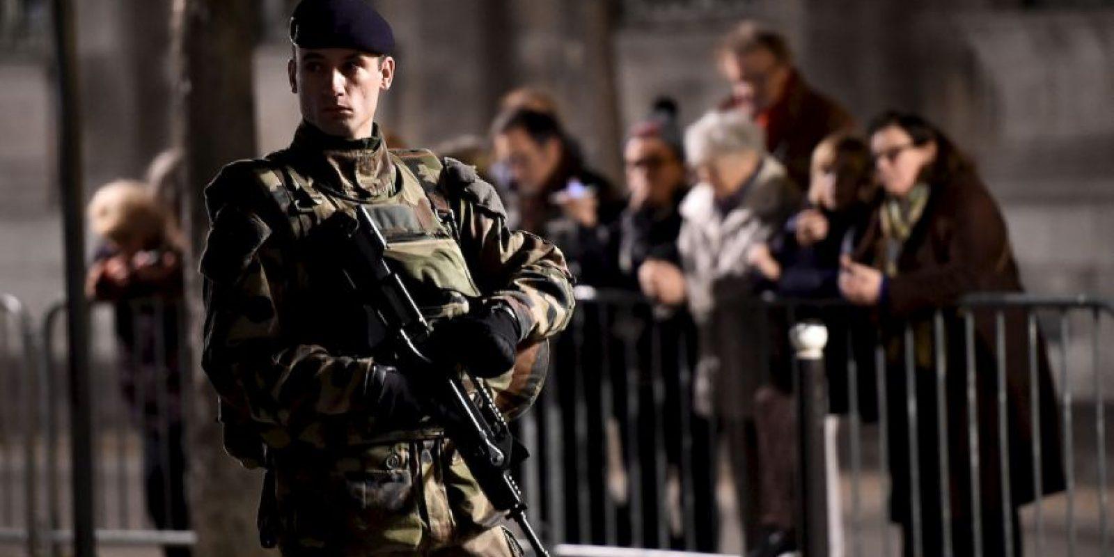 Múltiples países han adoptado estrictas medidas de seguridad tras los atentados terroristas en París. Foto:Getty Images