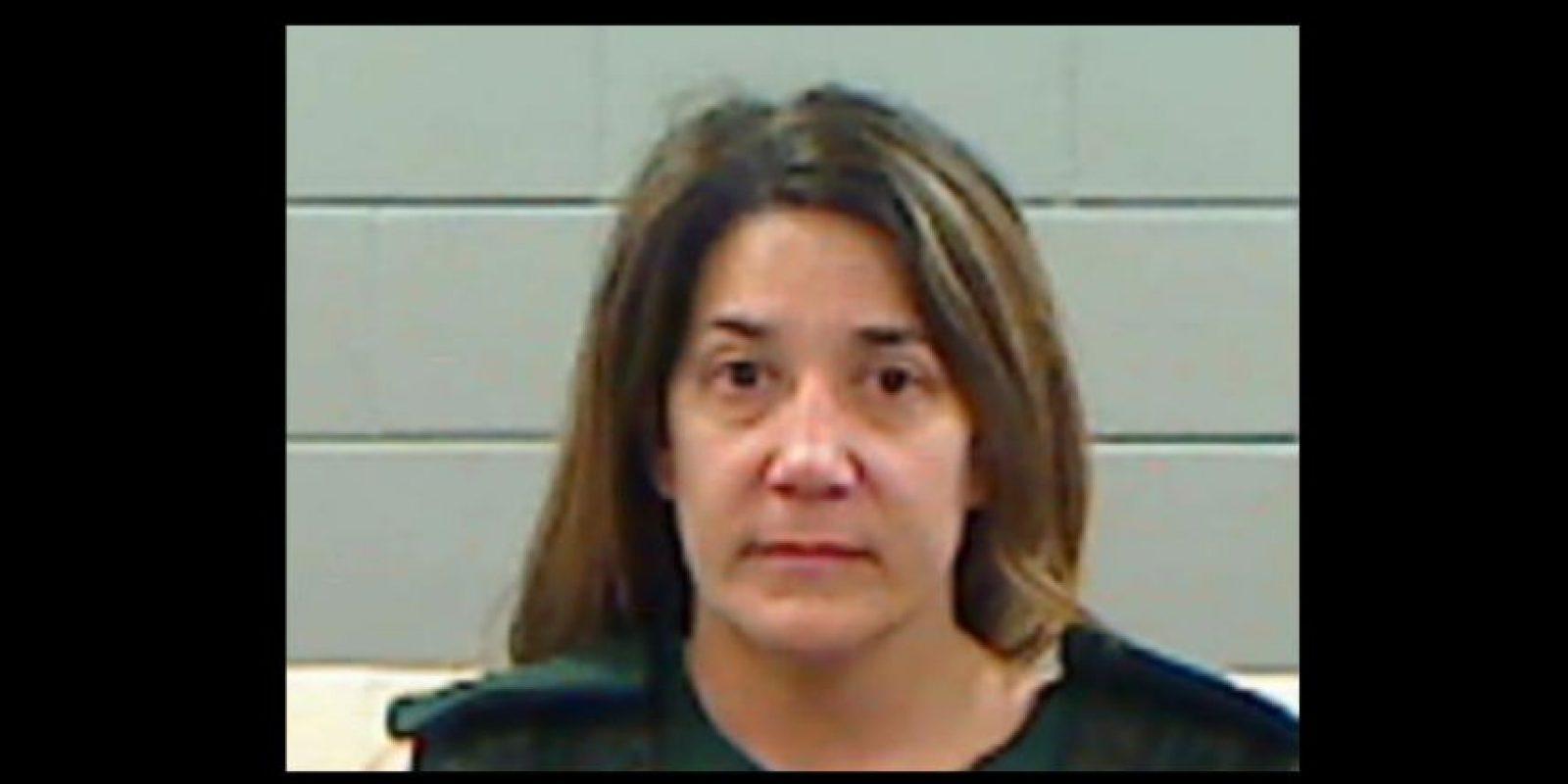 Allison Evans Sloanaker, fue acusada de abusar a de un niño de 11 años. Foto:Rankin County Detention Center