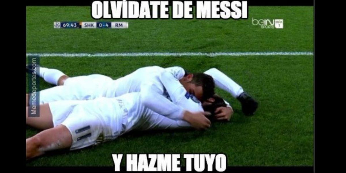 Champions League: Real Madrid gana al Shakhtar, pero no evita los memes