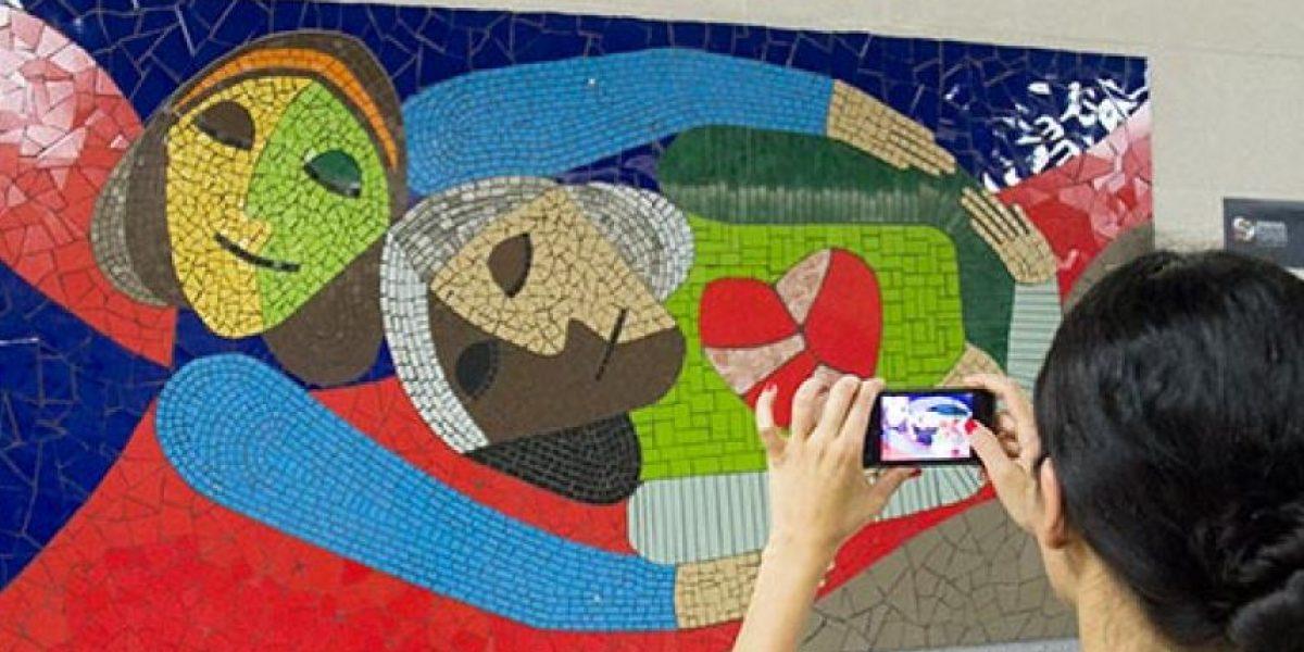 Los murales que embellecen las calles y las estaciones del MÍO en Cali