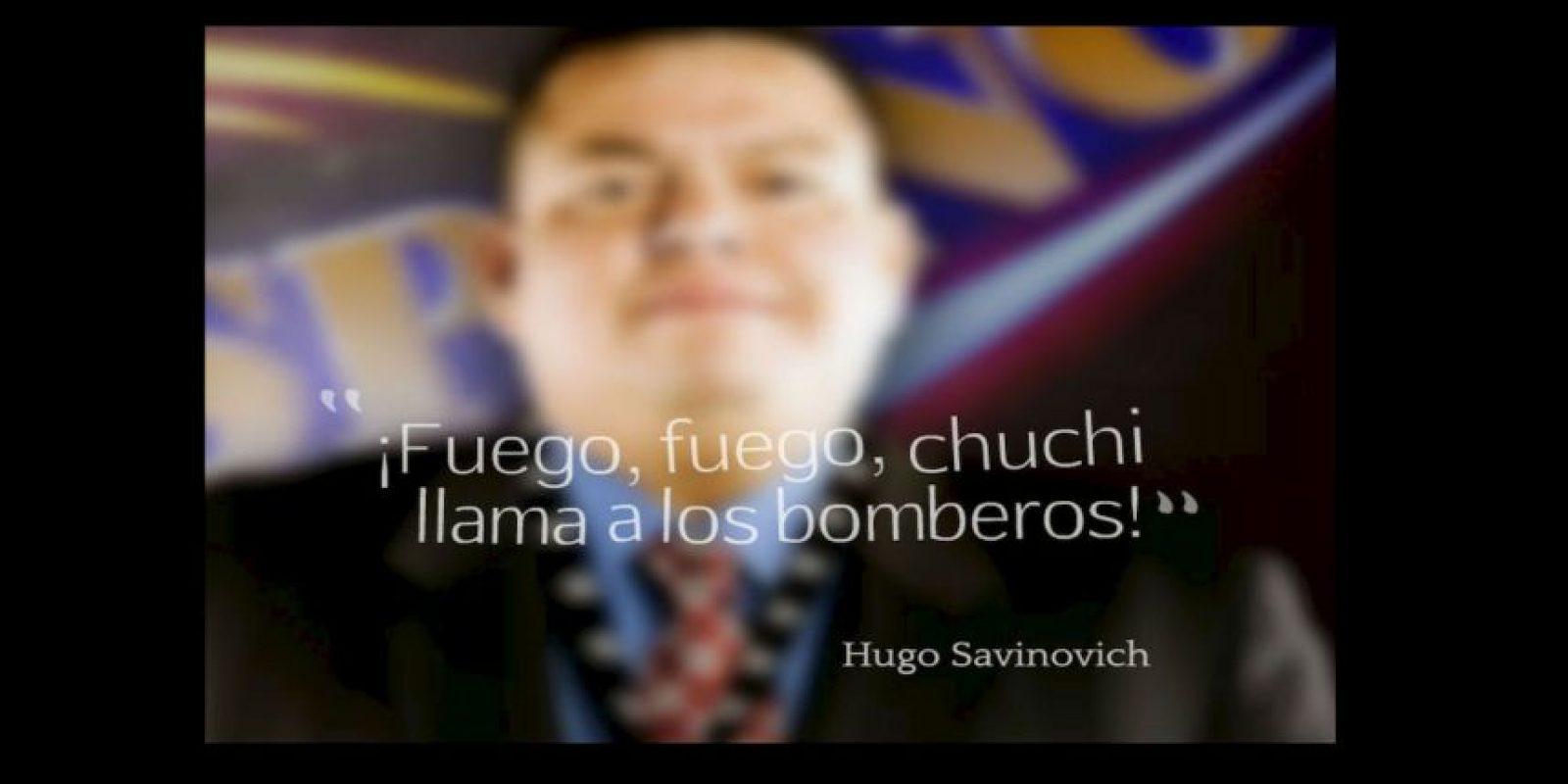 Savinovich dejó la empresa en 2011 Foto:WWE