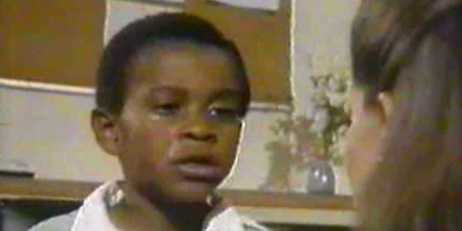 Era lo suficientemente niño para entender que su crush era una niñita rica racista que siempre lo miraría por encima del hombro. Foto:vía Canal de las Estrellas