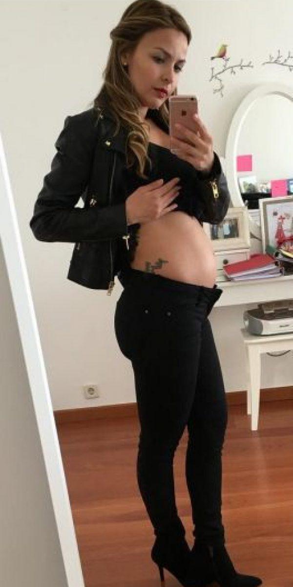 Su cuarta hija se llamará Emma Foto:Vía instagram.com/carlapardolizana