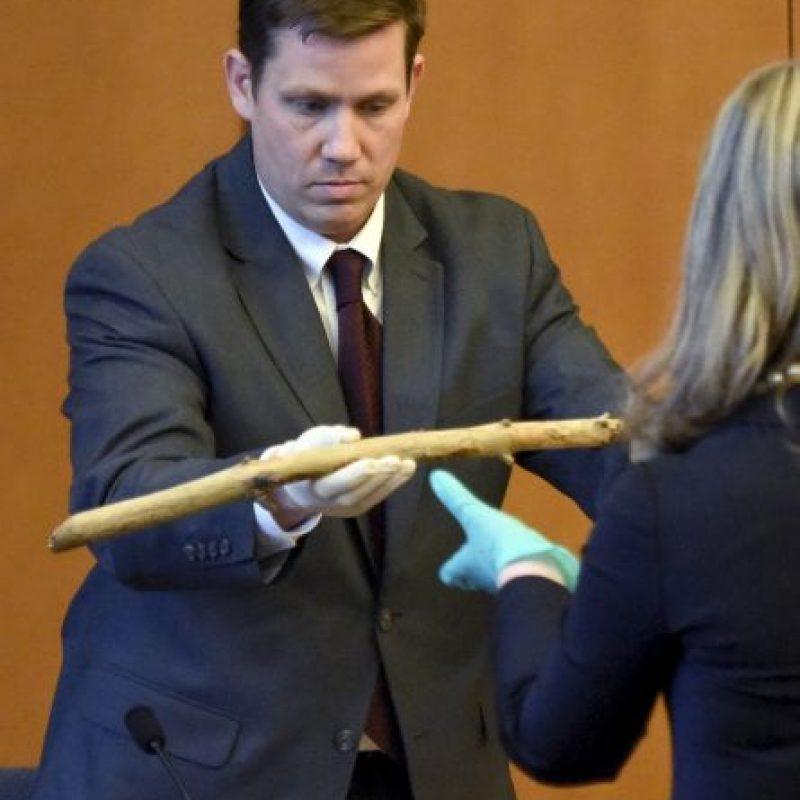 Todas supuestamente utilizadas por la víctima. Foto:AP