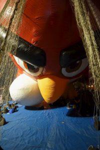 """Al igual que otras figuras como los personajes de """"Angry Birds"""" Foto:AFP"""