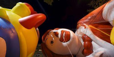 """Ronald McDonald"" Foto:AFP"