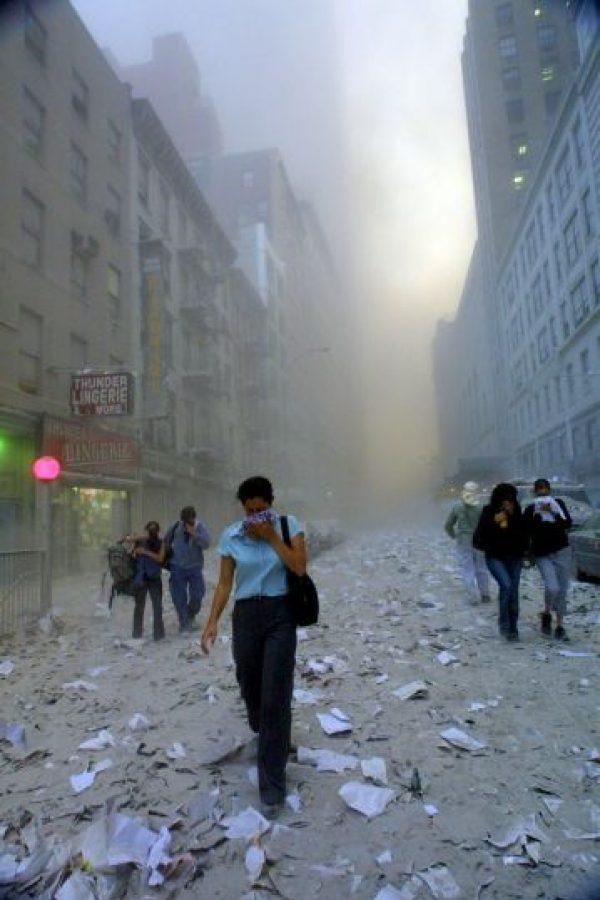 """""""En sus raíces, la campaña contra los terroristas se puede describir como una guerra mundial"""", señala en su investigación. Foto:Getty Images"""