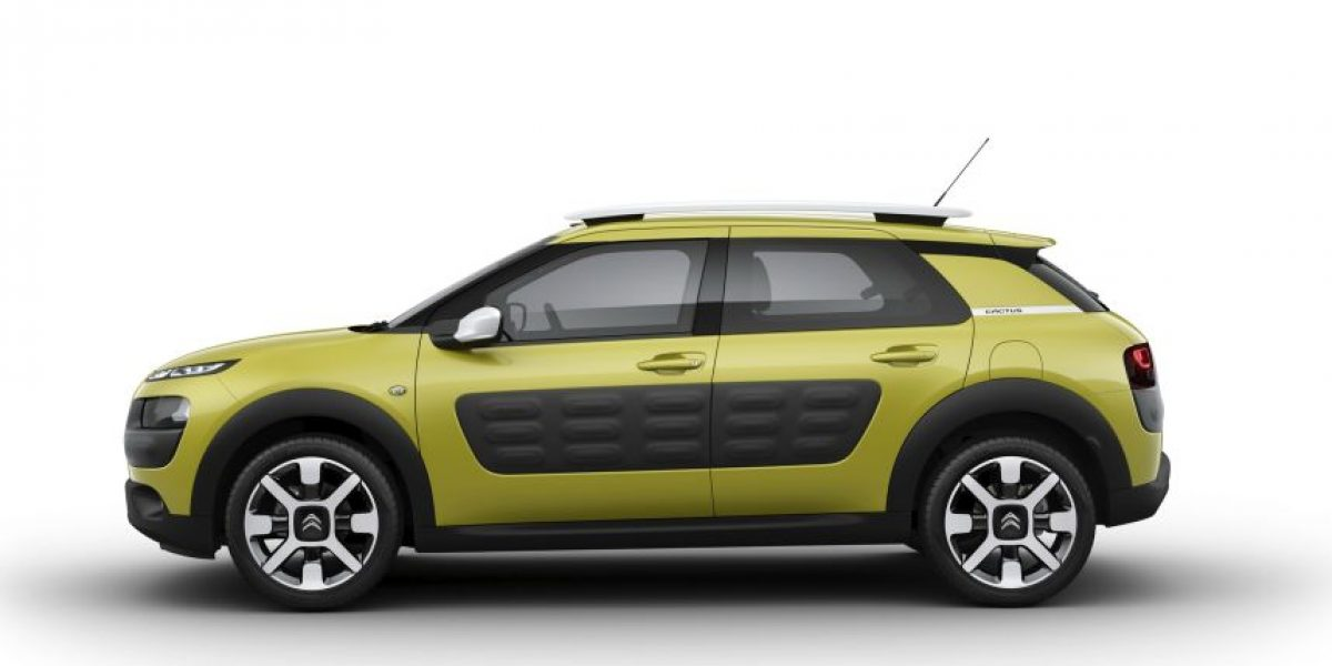 Citröen redefine el automóvil compacto con el C4 Cactus