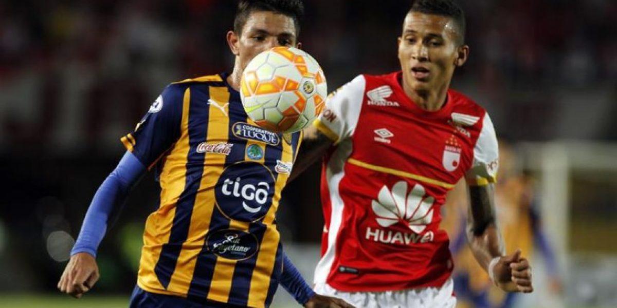 Santa Fe empató con Luqueño y llegó a la final de la Sudamericana