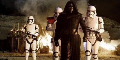 """Es admirador de """"Darth Vader""""… Foto:Lucasfilm"""