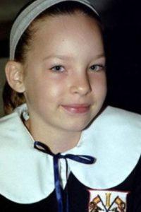 Belinda inició su carrera cuando era apenas una niña de 11 años, pero eso no evitó que, con su adorable personalidad y sus ojos de color, conquistara al público. Foto:Televisa
