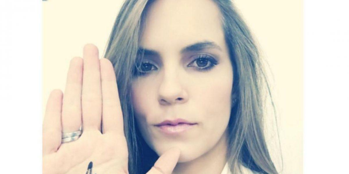 Esta es la razón por la que los famosos colombianos tienen este símbolo en la mano