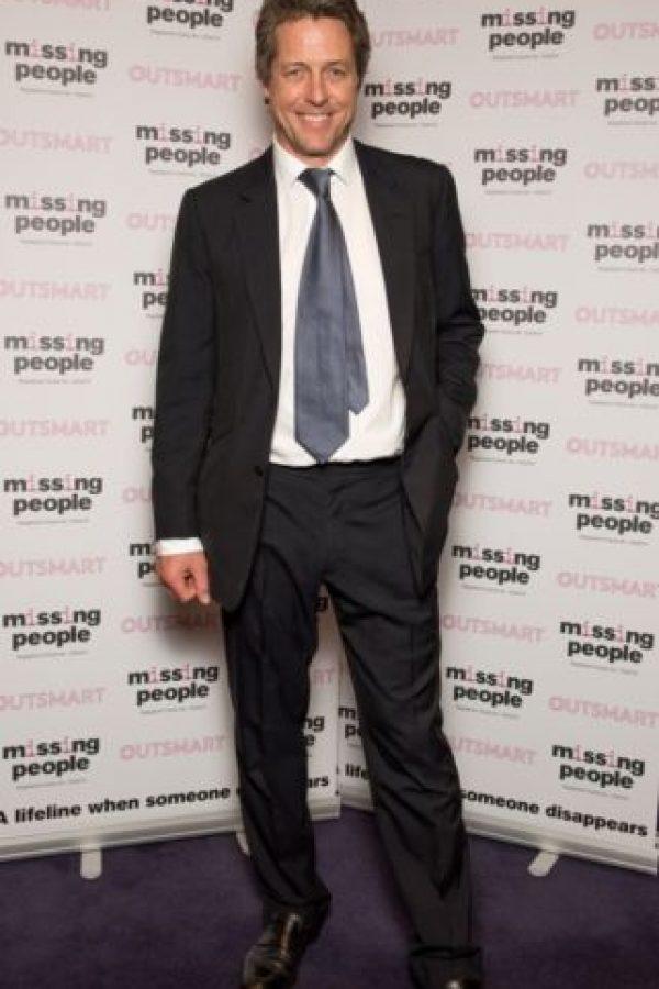 Hugh Grant en la actualidad Foto:Getty Images