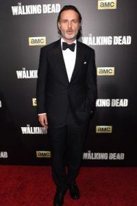 Andrew Lincoln en la actualidad. Foto:Getty Images