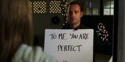 Andrew Lincoln interpretó al hombre que se enamoró de la esposa de su mejor amigo. Foto:Universal Pictures