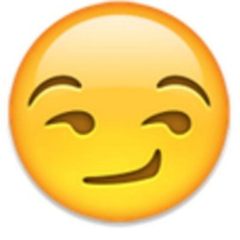 Rostro con connotación sexual. Foto:vía emojipedia.org
