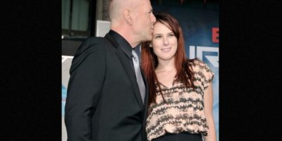 Rumer Willis es hija del actor Bruce Willis Foto: Getty Images