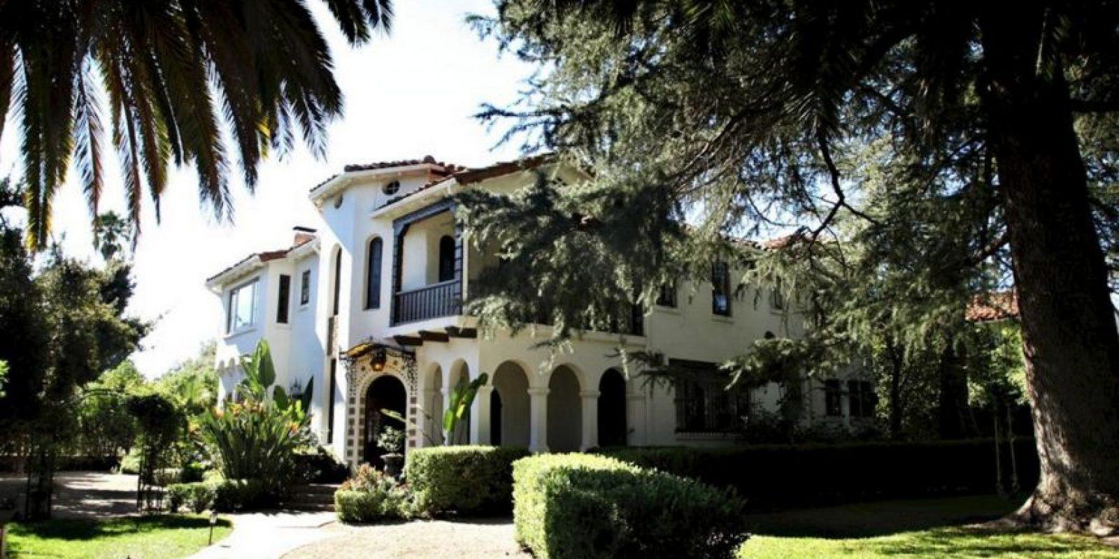 """La dueña de """"Acacia Mansion"""" demanda 30 mil dólares como pago. Foto:vía rentals.vacationrentaldesk.com"""