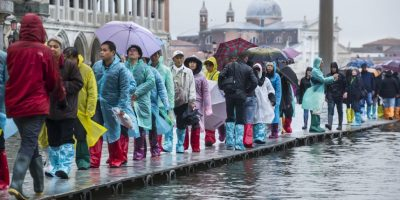 2. Visitar Venecia, en Italia Foto: Getty Images