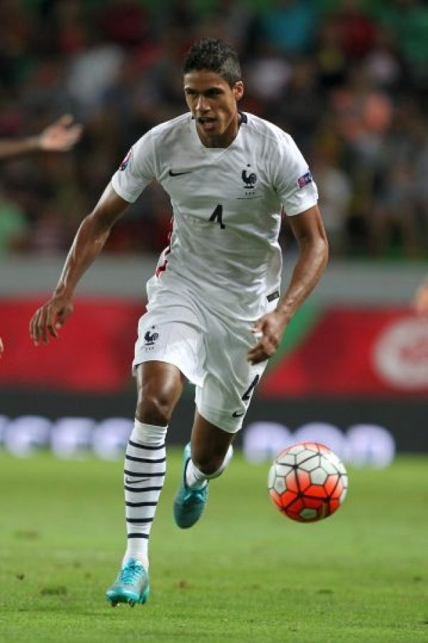 Raphael Varane (Francia, Real Madrid, 22 años) Foto:Getty Images