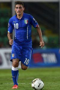 Marco Verratti (Italia, PSG, 23 años) Foto:Getty Images