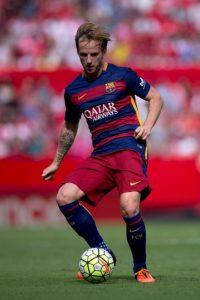 Medios: Ivan Rakitic (Croacia, Barcelona, 27 años) Foto:Getty Images