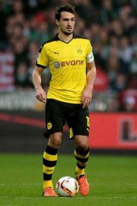 Mats Hummels (Alemania/Borussia Dortmund, 26 años) Foto:Getty Images