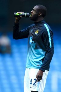 Yaya Touré (Costa de Marfil, Manchester City, 32 años) Foto: Getty Images