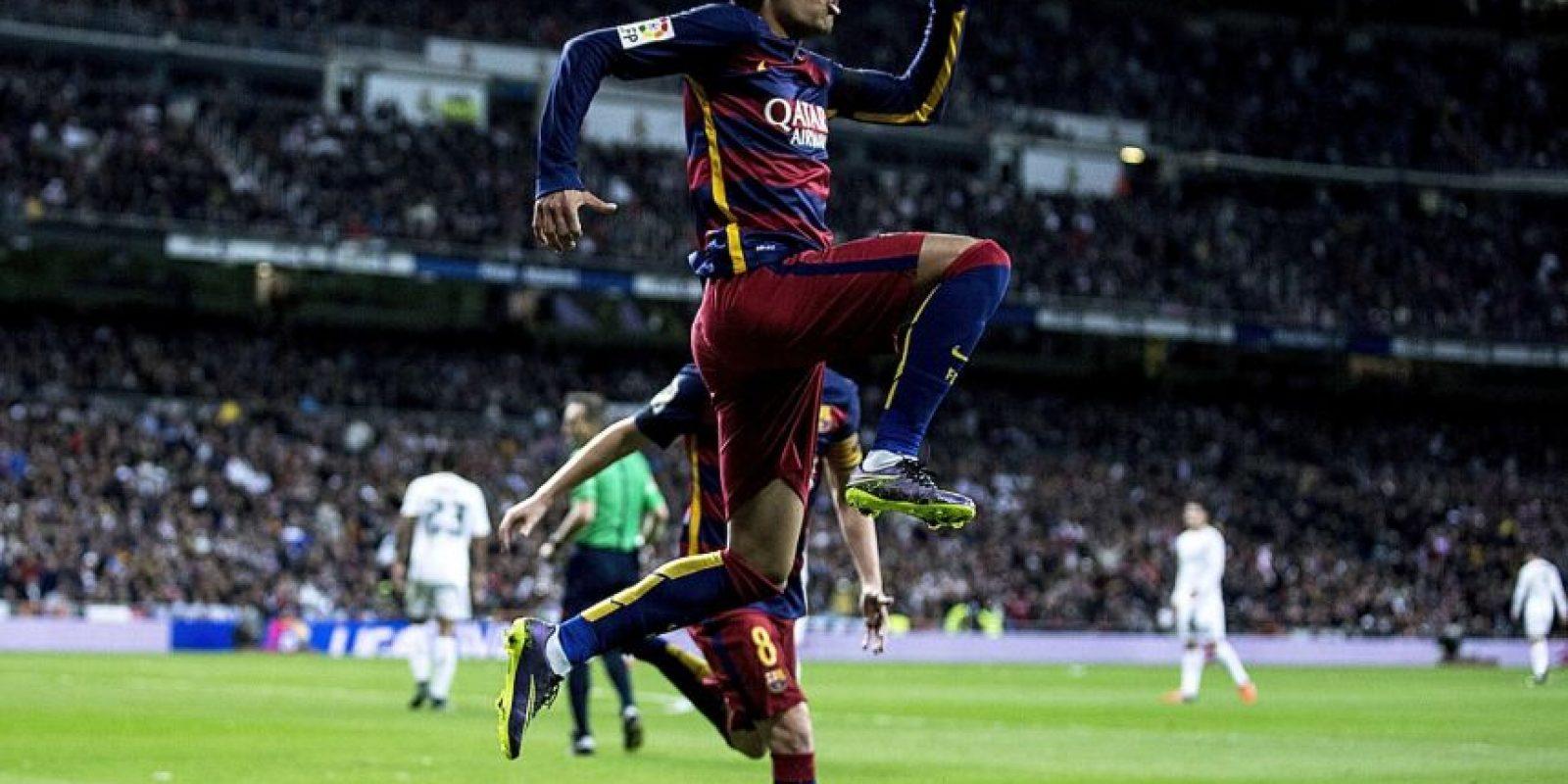 Neymar (Brasil, Barcelona, 23 años) Foto:Getty Images
