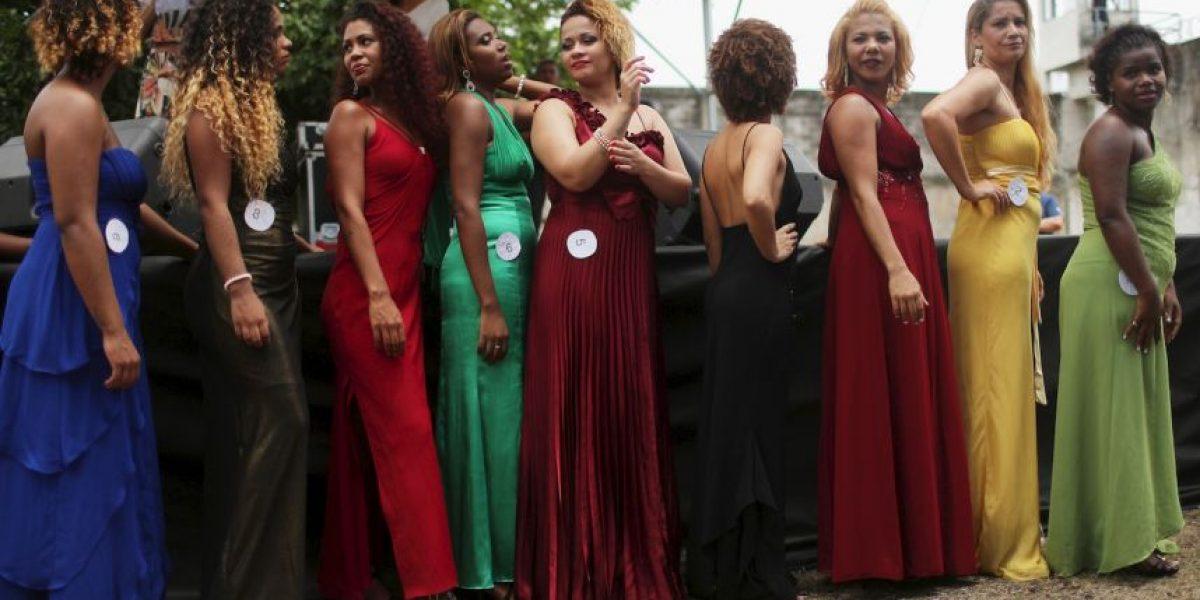 Fotos: Así fue la competencia de reclusas por el título de Miss Penitenciaria en Brasil