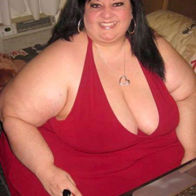 """Su pareja tenía el fetiche sexual llamado """"squashing"""". Foto:vía Barcroft Media"""